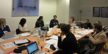 Project meeting, Turin, November 2013