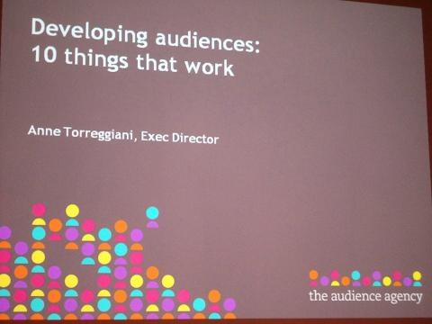 Developing Audience: 10 Things that Work
